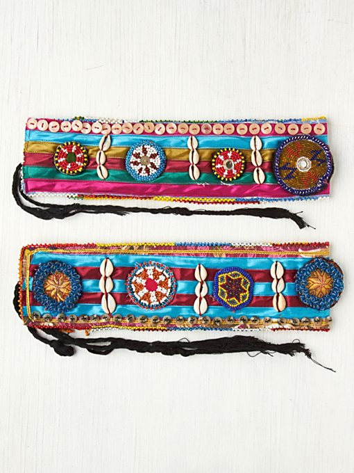 Svelte Beaded Belt in Belts