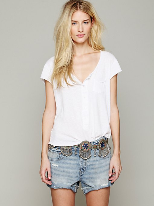 Free People Sundial Belt in Belts