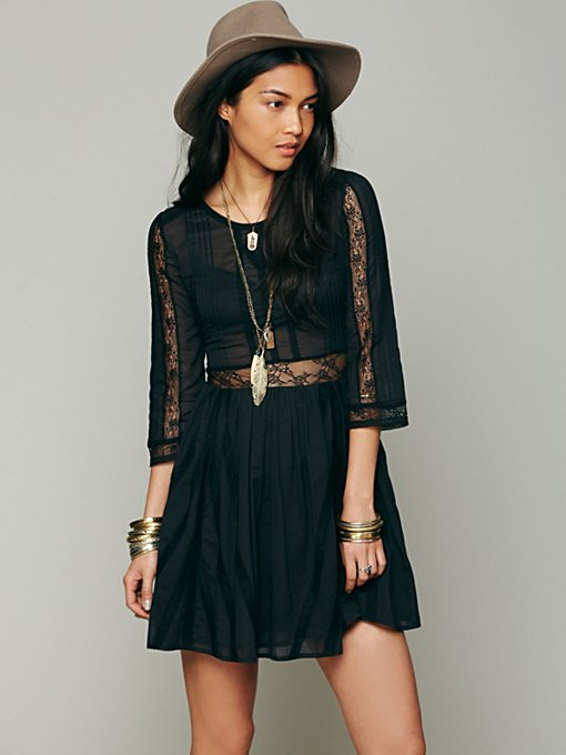 Pere Fit N Flare Dress in whats-new-shop-by-girl