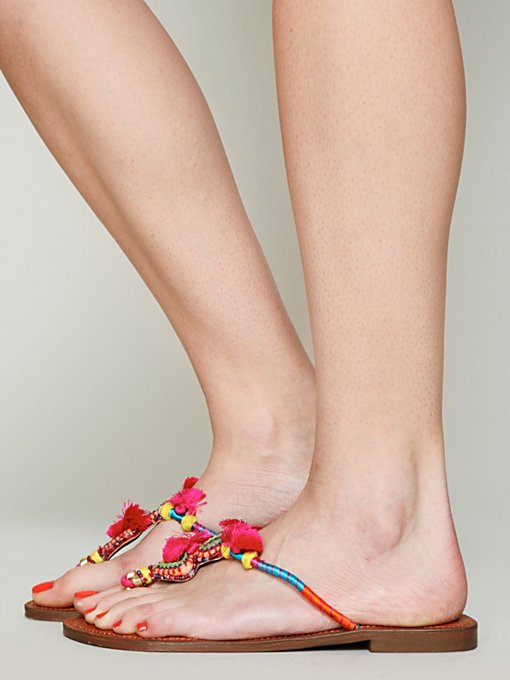 Curacao Thong Sandal in endless-summer-shoes