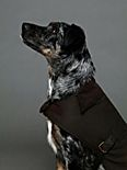 Barbour Wax Cotton Dog Coat
