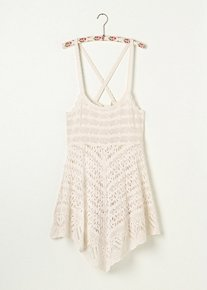 Crochet Tunic in intimates-tops