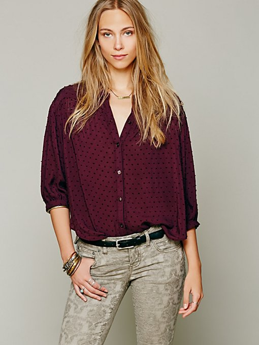 Marahilvosa Buttondown in whats-new-shop-by-girl