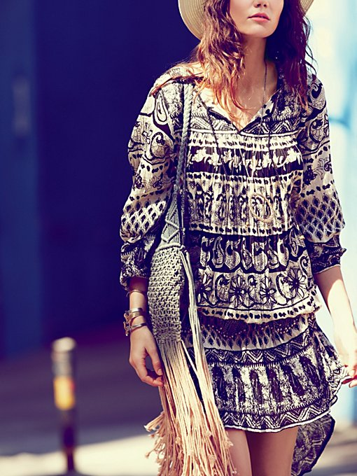 Free People Serra Do Mar Tunic in Tunic-Dresses