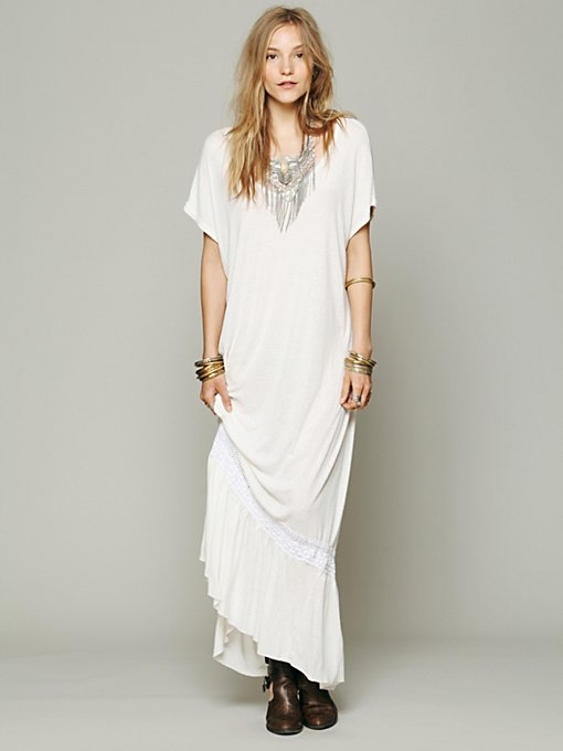 Free People Zella Dress in maxi-dresses