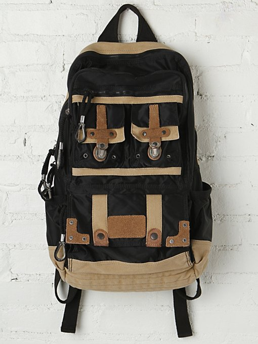 Old Trend Bravery Backpack in backpacks