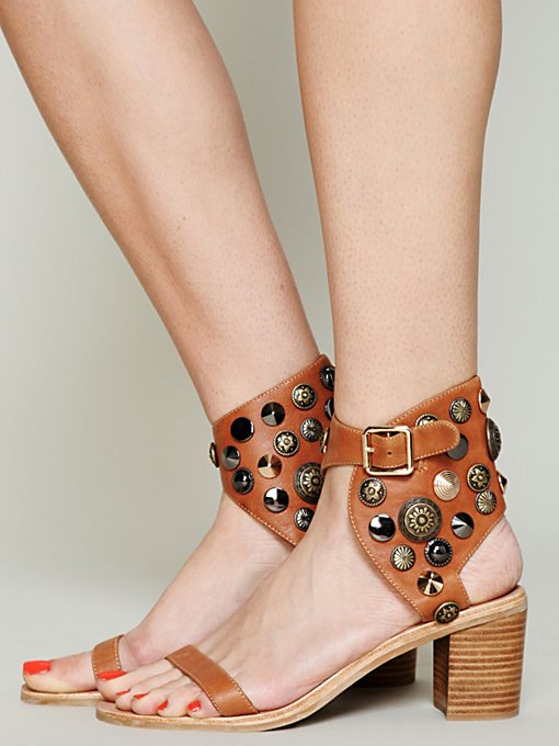 Jeffrey Campbell Maud Metal Heel in Jeffrey-Campbell-Shoes