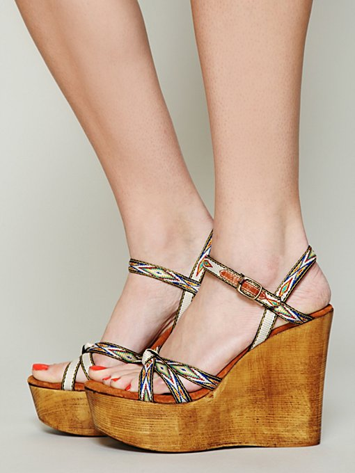 Sbicca Fauna Wedge in platform-heels