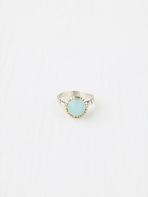 Bora Pastel Wave Ring in jewelry