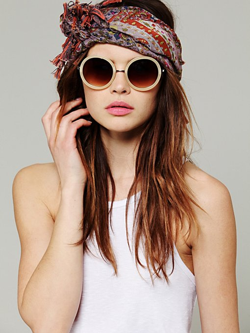 Free People Sweet Jane Sunglasses in sunglasses