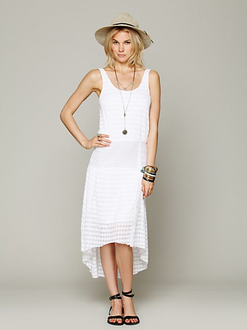 Free People FP New Romantics It's My Party Dress in Beach-Dresses