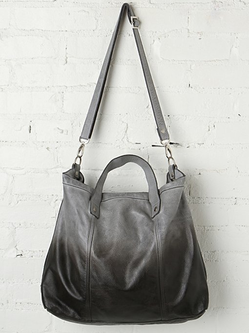 Vive Le Difference Ombre Ink Bag in tote-bags
