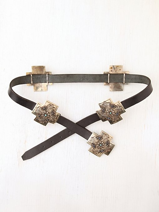 Barbosa Reformation Belt in Belts