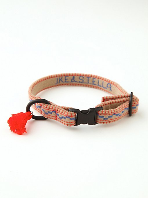 Fiesta Cat Collar in fp-pet-project