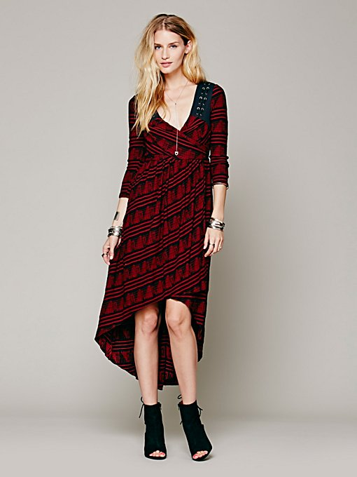 FP New Romantics Lelani Wrap Dress