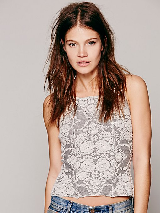 Free People Sparkler Top