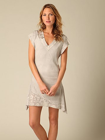 We The Free Angelic Rocker Dress